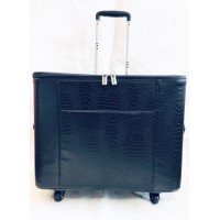 Croco Trolley Bag