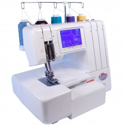 Janome Memory Craft Compulock