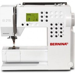 Bernina B215 Previously owned