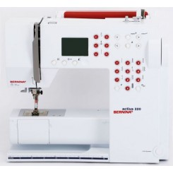Bernina Activa 220 Previously Owned