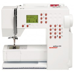 Bernina Activa 210 Previously owned