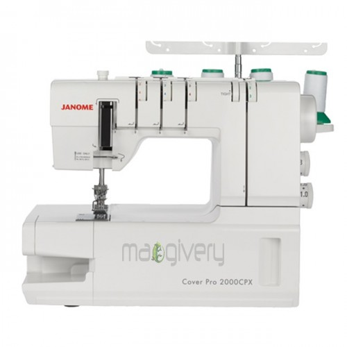 Janome Cover Pro 2000CPX