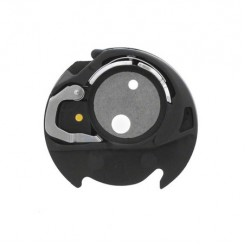 Janome Bobbin Case for Embroidery (yellow dot)
